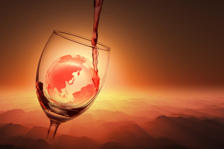 wine and Earth