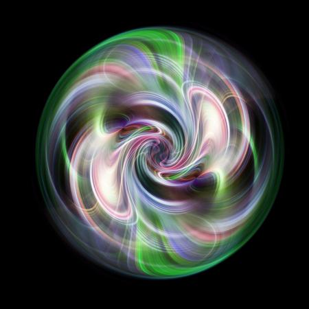 brilliance: vortex of light