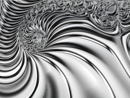 streamlined: abstract background of metal texture
