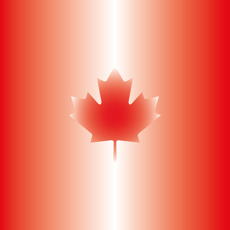 labour: Canada background abstract canadian flag