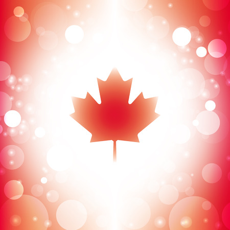 canadian flag: Canada background abstract canadian flag