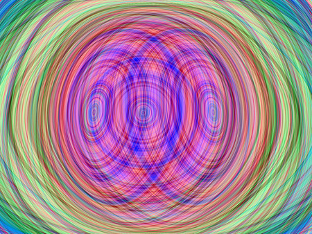 layer: Abstract rainbow colored layer swirl and spiral background