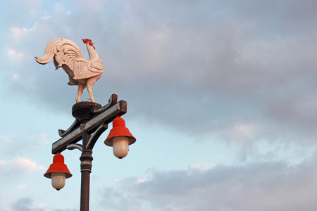 Thai lamp photo