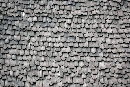 black old roof background