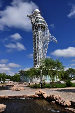 meteorological: Meteorological tower