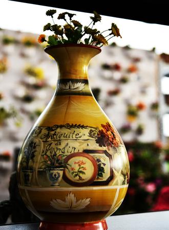 vase: Vase