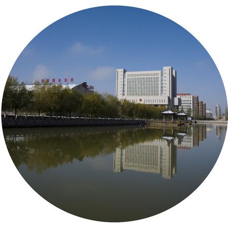 city park pavilion: Landscape Editorial