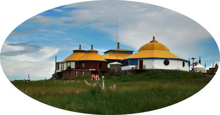 mongolia: Mongolia camp