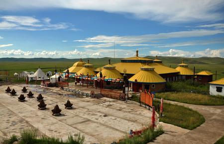 mongolia: Mongolia Yurt