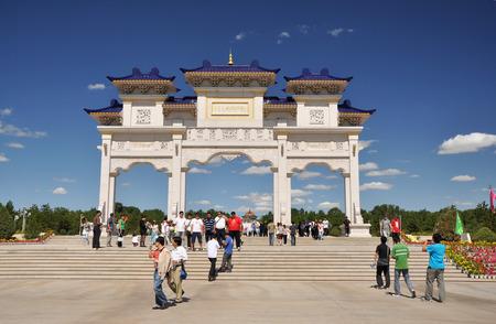 khan: Mausoleum of Genghis Khan Editorial