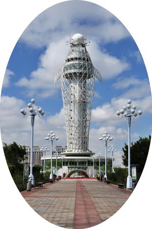 China architecture scenery 新聞圖片