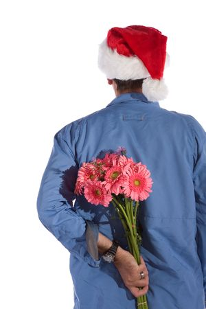 bad santa Stock Photo - 3616061