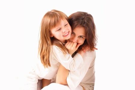 Két boldog lányok együtt
