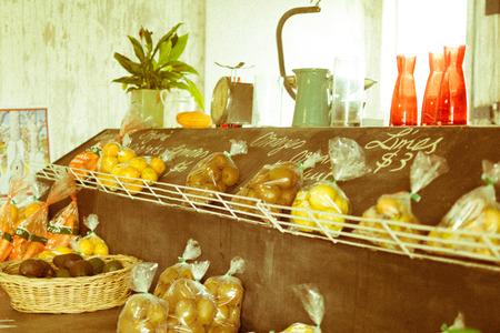 Organic Farm Store