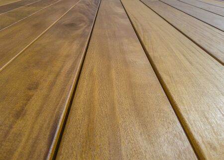 background photo of a wooden decking boards Imagens