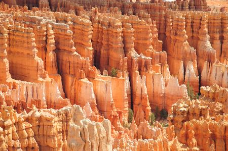 A look inside Bryce Canyon photo