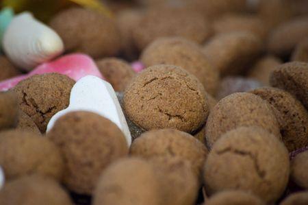 sinterklaas: Niederl�ndisch S��igkeiten f�r die Feier des Sinterklaas