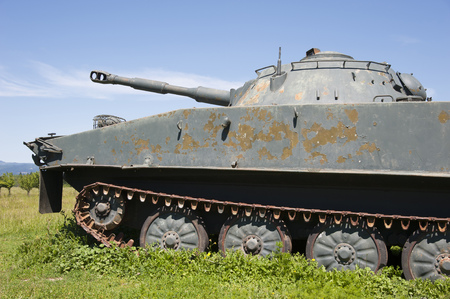 firepower: World War 2 military tank
