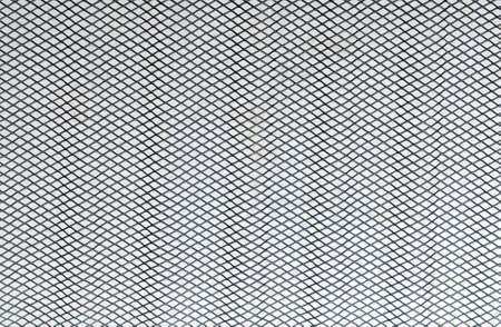 tresspass: abstract net metal grid background for multiple uses Stock Photo