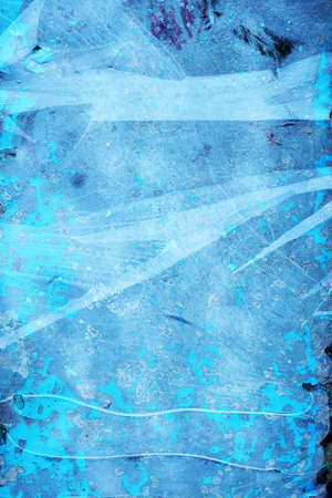 grunge abstract ice background for multiple uses photo