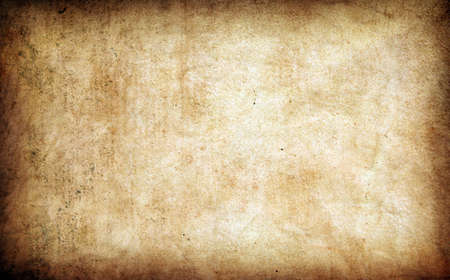 grunge old paper background for multiple uses photo