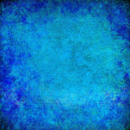 blue grunge textured abstract background for multiple uses Stock Photo - 6310174