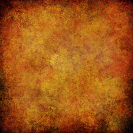 orange grunge textured abstract background for multiple uses photo