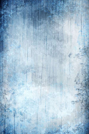 blue steel: abstract grunge cold metal background for multiple uses