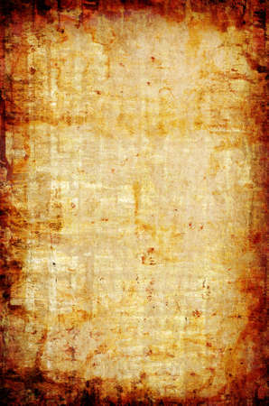 abstract yellow grunge background for multiple uses photo