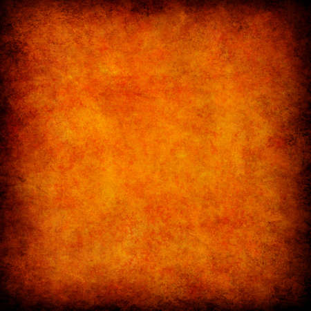 abstract orange grunge background for multiple uses photo