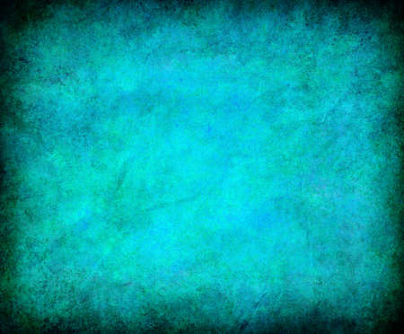 abstract turquoise grunge background for multiple uses photo