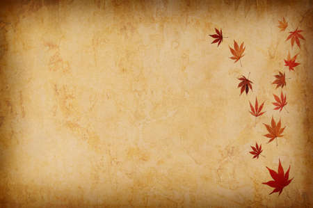 abstract grunge autumn background for multiple uses photo
