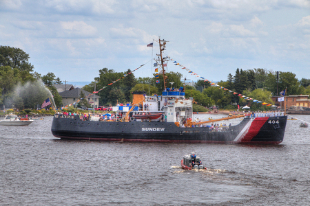 Tall Ships visits Duluth, Minnesota every three Years