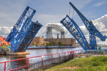 The Irvin is a floating boat Museum located in Duluth, Minnesota