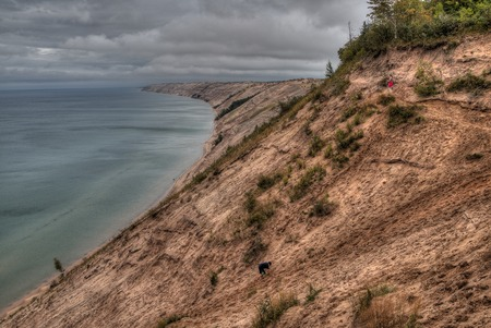The Painted Rocks National Lakeshore in Upper Michigan has a wide variety of Attractions
