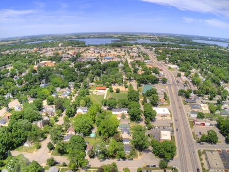 Wilmar is a small City in South West Minnesota with several Lakes