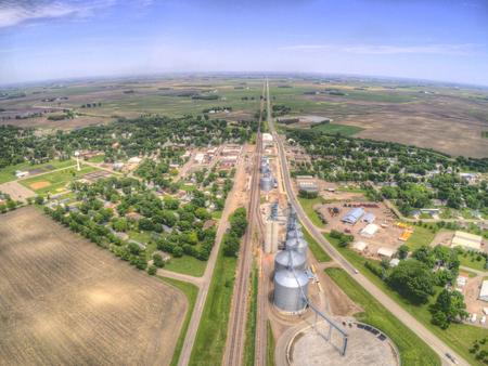 Clara Crossing is a small Farming Town in North Dakota