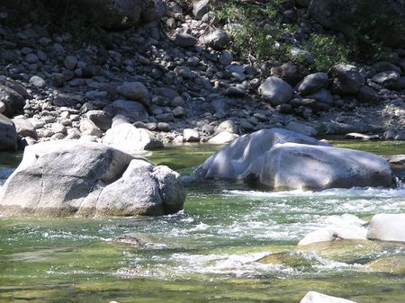 Beautiful Smilkameen River