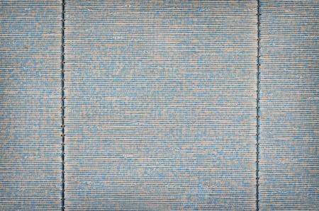 Vintage plastic texture of sofa. photo