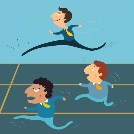 advantages: Advantage to win or success