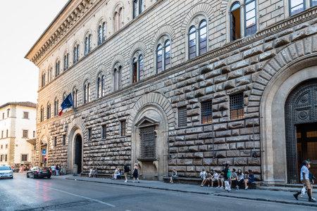 Palazzo Medici Riccardi in Florence