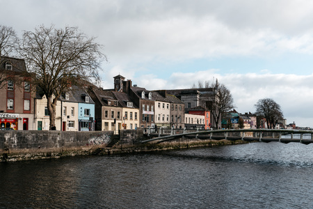 Riverside of Cork