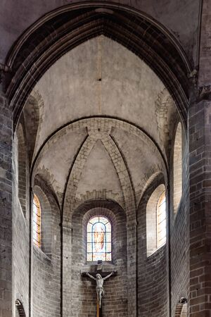 Vaults of the Cathedral of Vannes