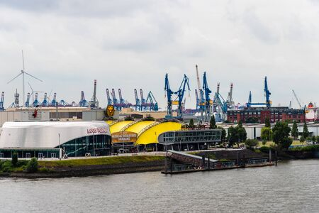 Stage Theater on the Elbe in Hamburg, Germany