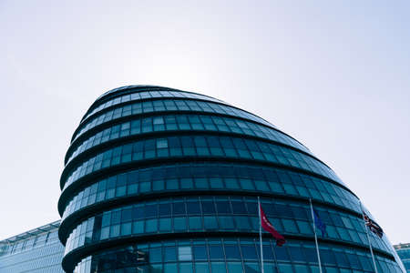 City Hall of London designed by Norman Foster Editorial
