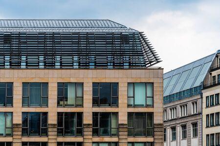 Residential and Office Buildings in Berlin Mitte