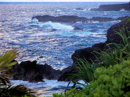 hana coast - maui, hawaii photo