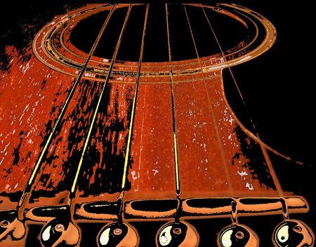 jamming: guitar graphic