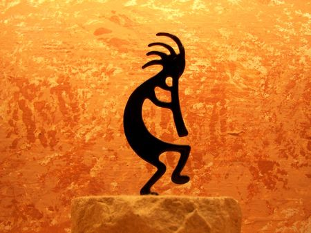 deities: kokopelli