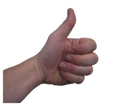 thumbs up Stock Photo - 2019319